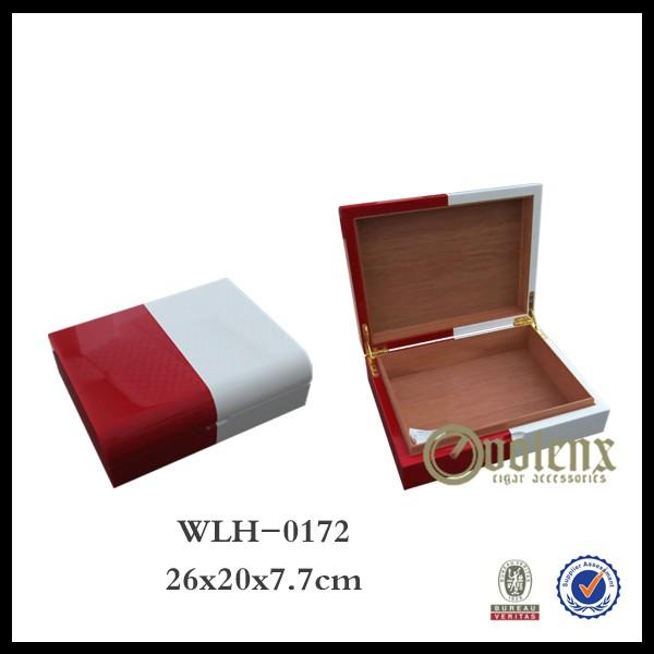 High Quality Wooden Cigar Box