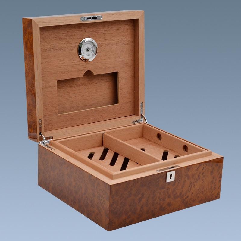 High Quality caja cubana humidor 17