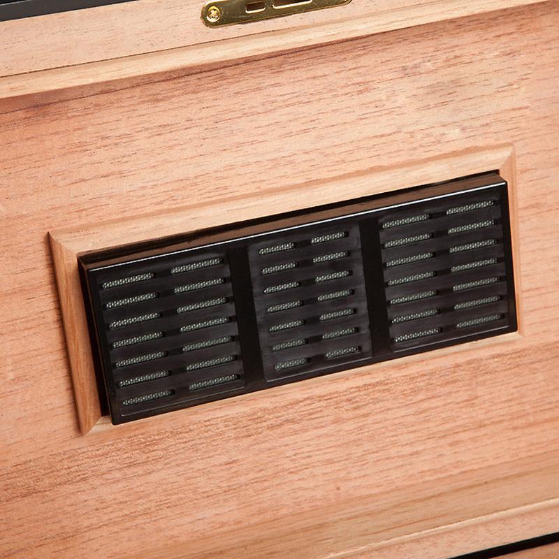 cigar humidor box WLH-0089 Details 9