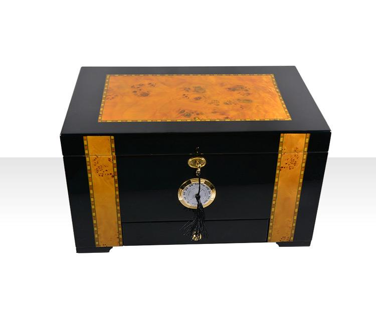 cigar humidor box WLH-0089 Details 3