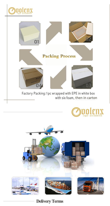 Custom Large Wooden Storage Cigar Packaging Box 11