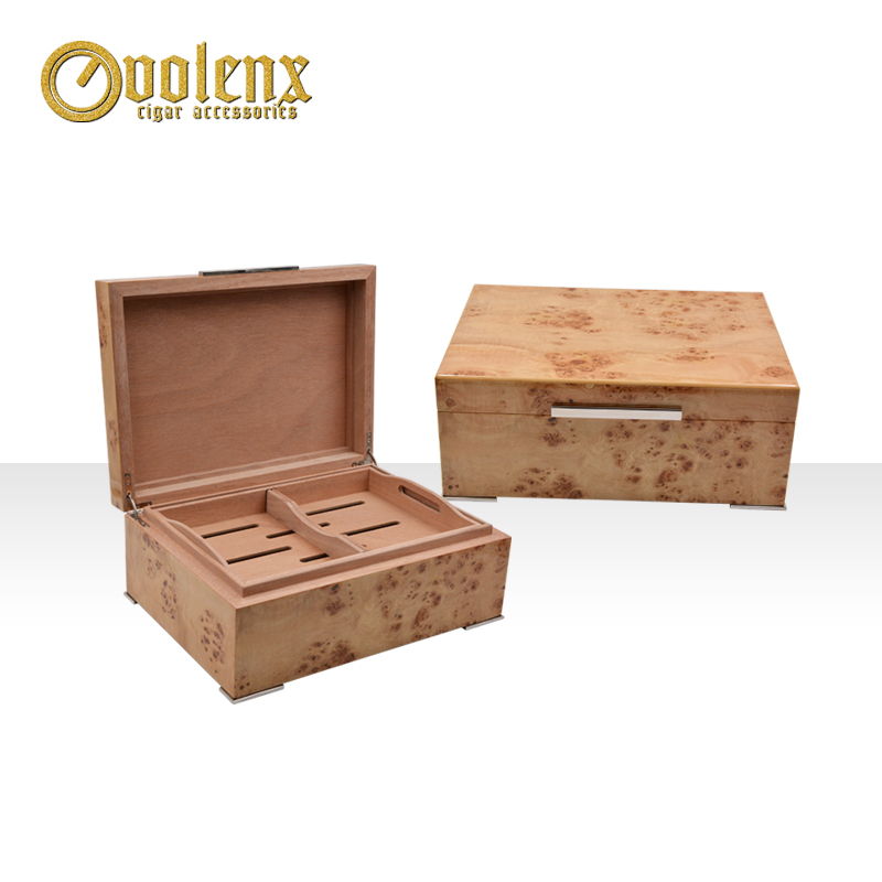 Eco-friendly-best-cigar-humidor-strong-sealing