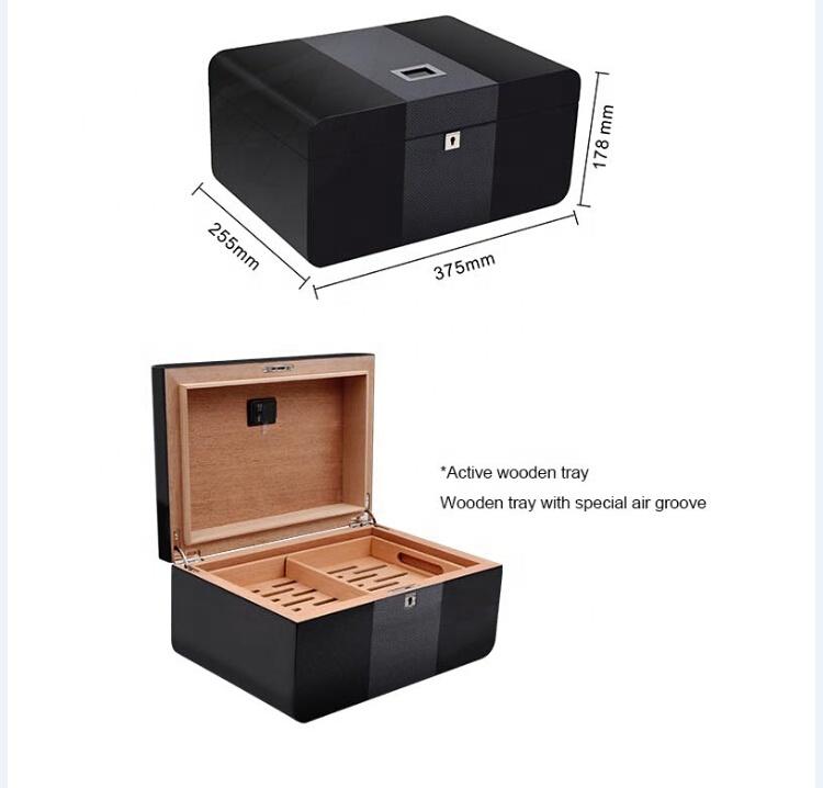 Best-humidity-Spanish-Cedar-wood-cigar-humidor