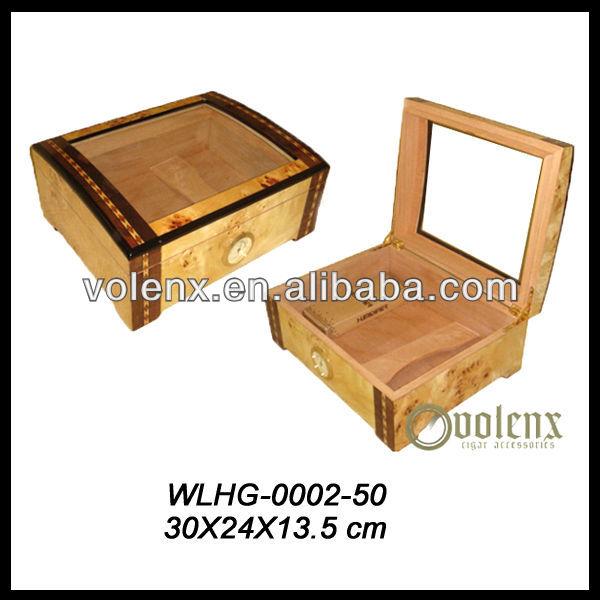 Wooden Cigar Boxes for Sale WLHG-0018 Details 5