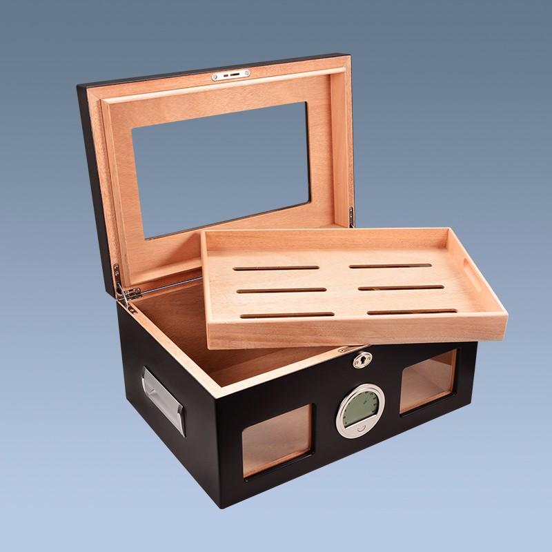 Wooden Cigar Box WLHG-0007 Details