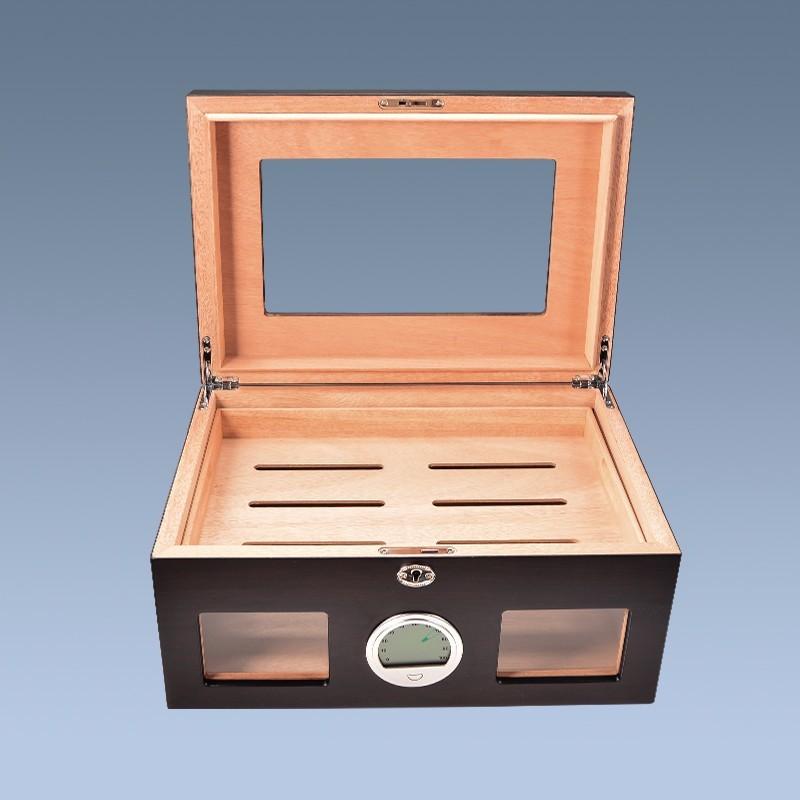 spanish cedar cigar box WLHG-0007 Details 5