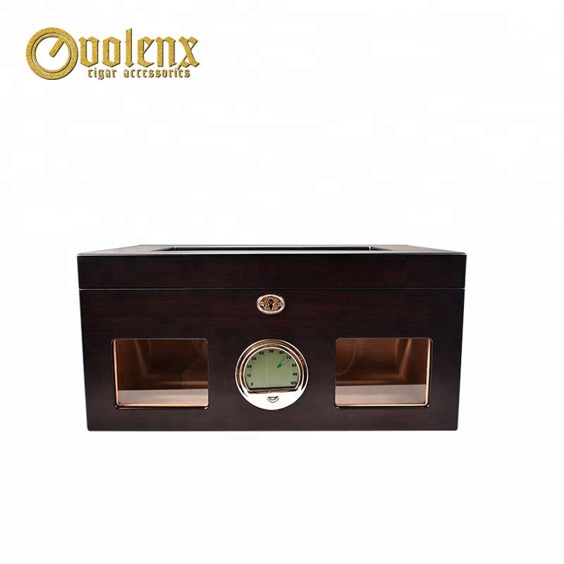 Plexiglass-custom-wooden-cedar-cigar-boxes-for