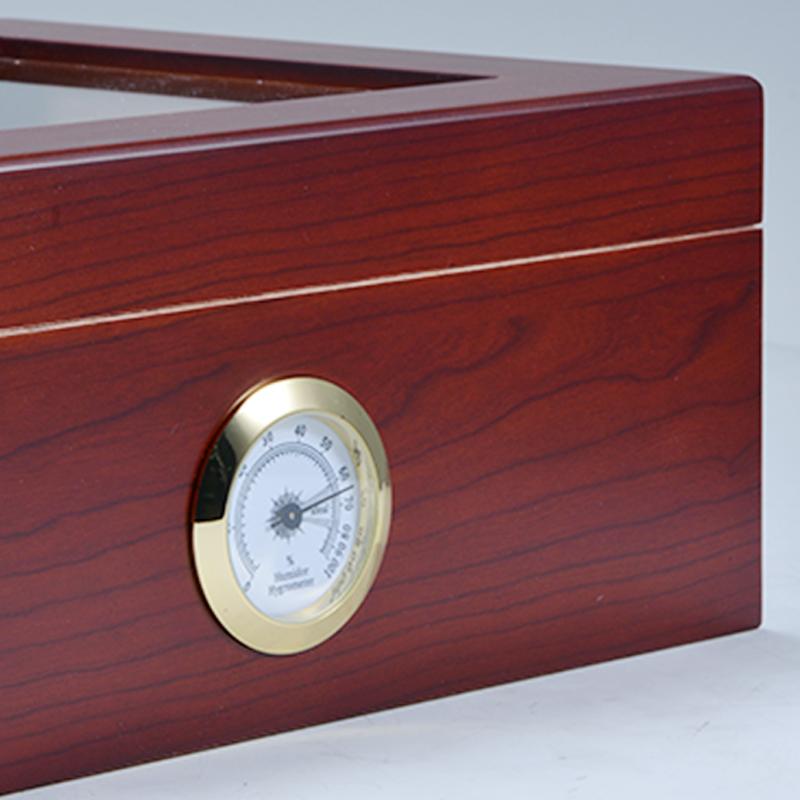 Custom-Glass-Top-Wooden-humidor-Spanish-Cedar