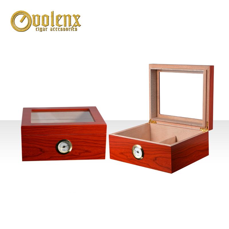 Handmade-cigarette-wooden-box-Glass-top-cigar