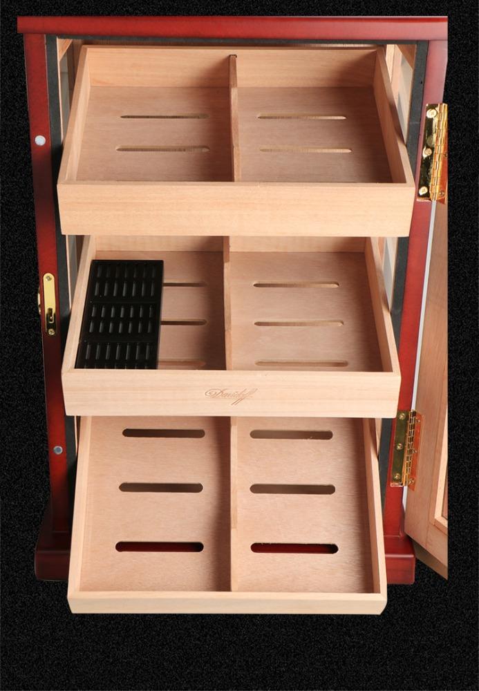Hot-sale-factory-handmade-humidor-wood-cabinet