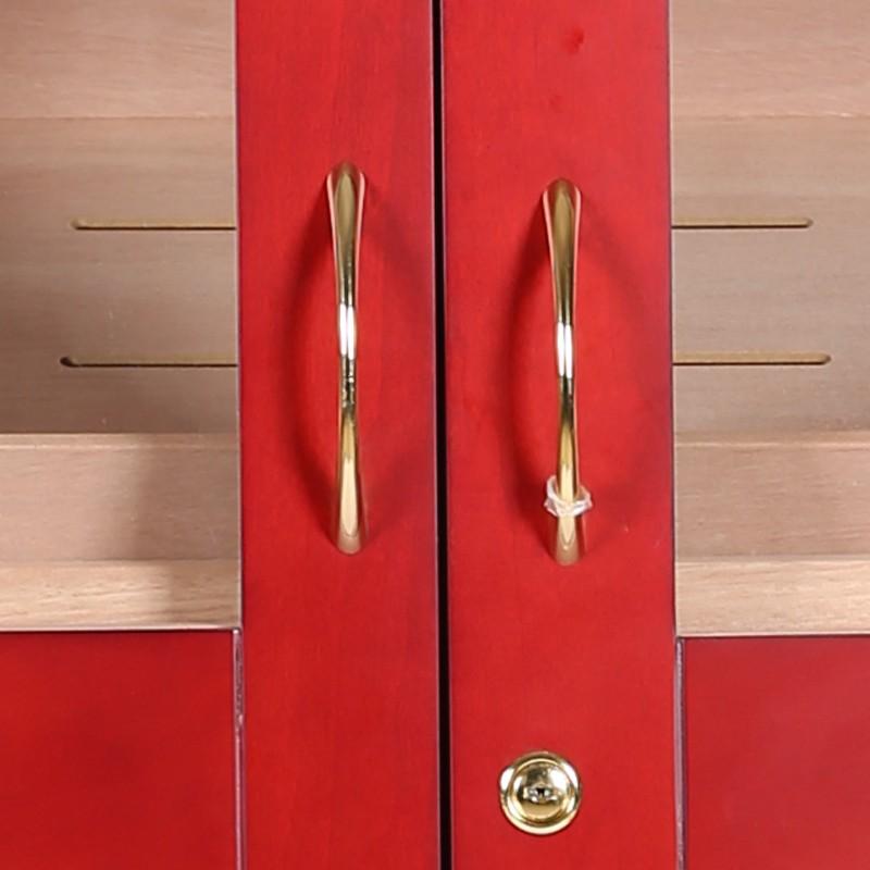 2 door cigar cabinet humidor WLHC-0014 Details 9