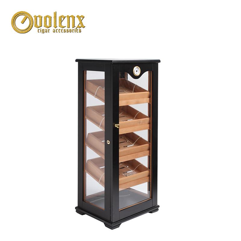 High Quality cigar storage cabinet 5