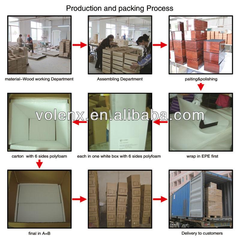 Cigar Display Wooden Cabinet Humidor Manufacturer 7