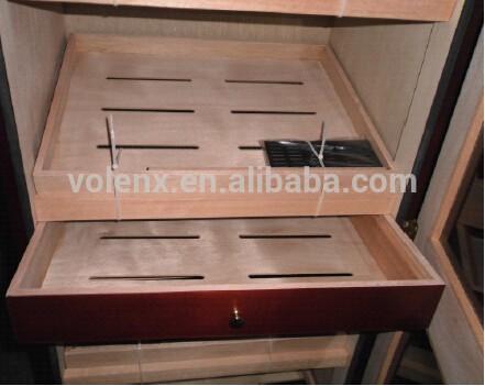 Matt-Large-capacity-2000-cigars-wooden-cabinet
