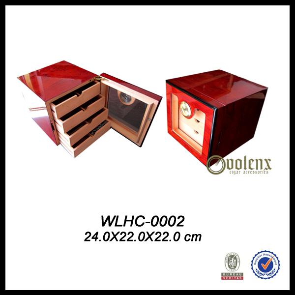 Cigar-Box-Humidor-Cabinet-Display-With-Three