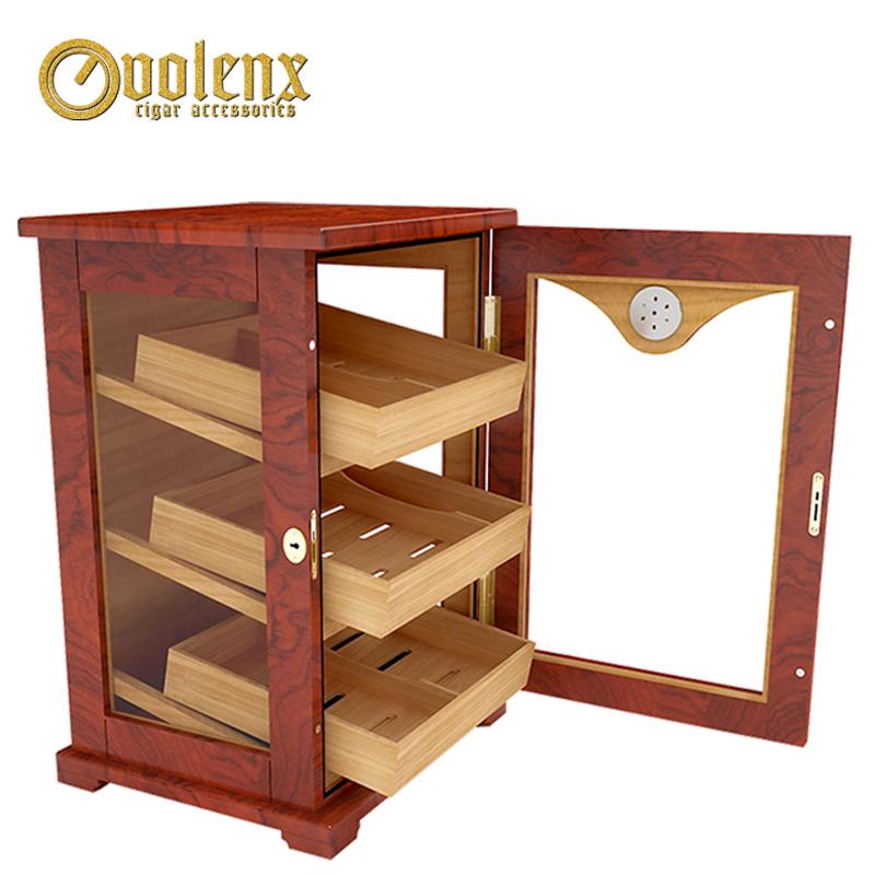 High Quality cigar humidors cabinet 9