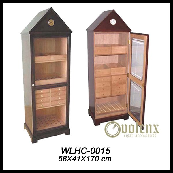 High Quality cigar humidor cabinet
