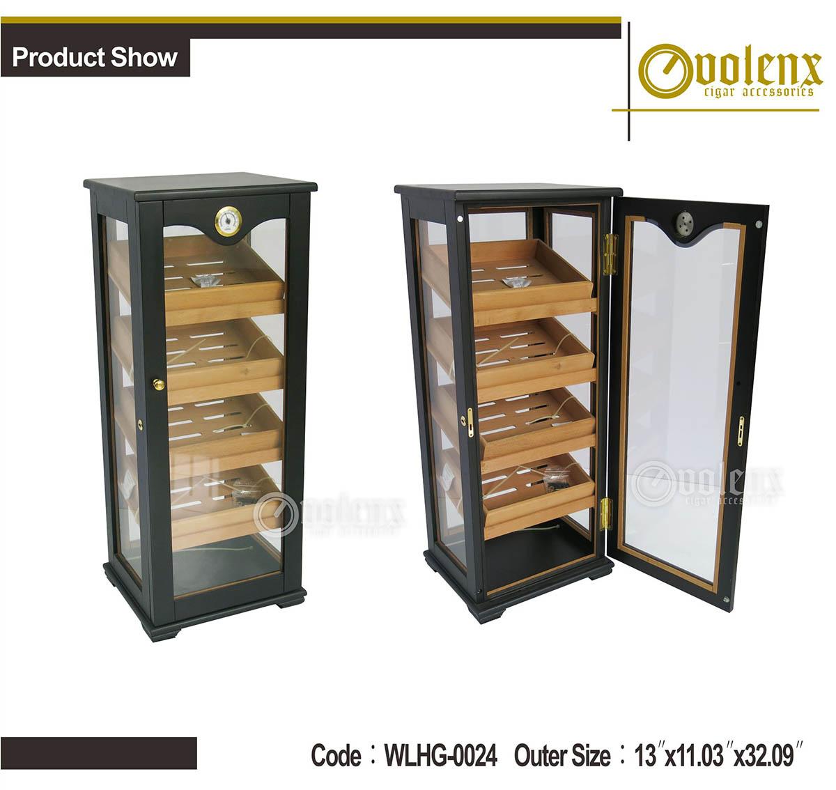 Cigar Humidor Cabinet WLHC-0024 Cigar Humidor Cabinet Details