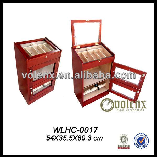 Large-Mahogany-Cigar-Humidor-Cabinet-for-Sale