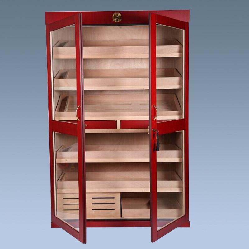 High Quality Cedar Cigar Cabinet 11