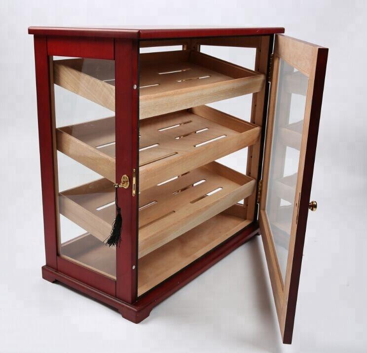 Best-Cedar-Cigar-Cabinet-Humidor-Humidifier-Wooden