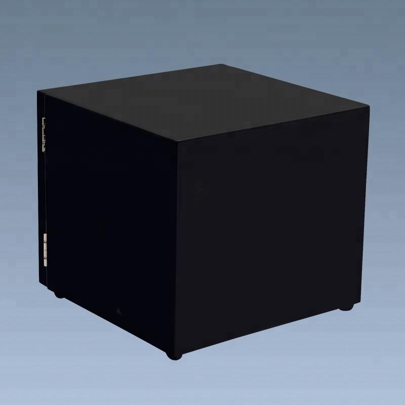 Top-grade-metallic-luxury-cigar-humidor-cabinet