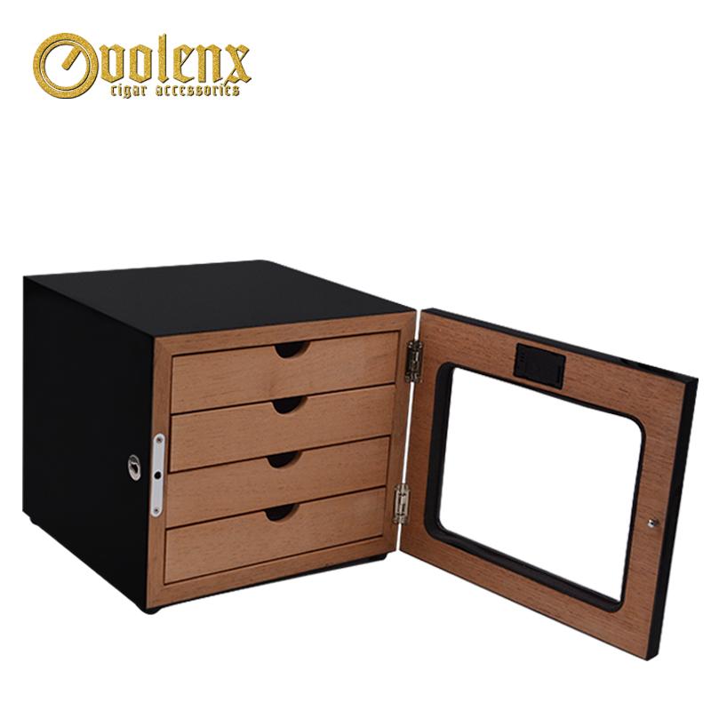 Floor-Standing-Glass-Mini-Cigar-humidor-cabinet