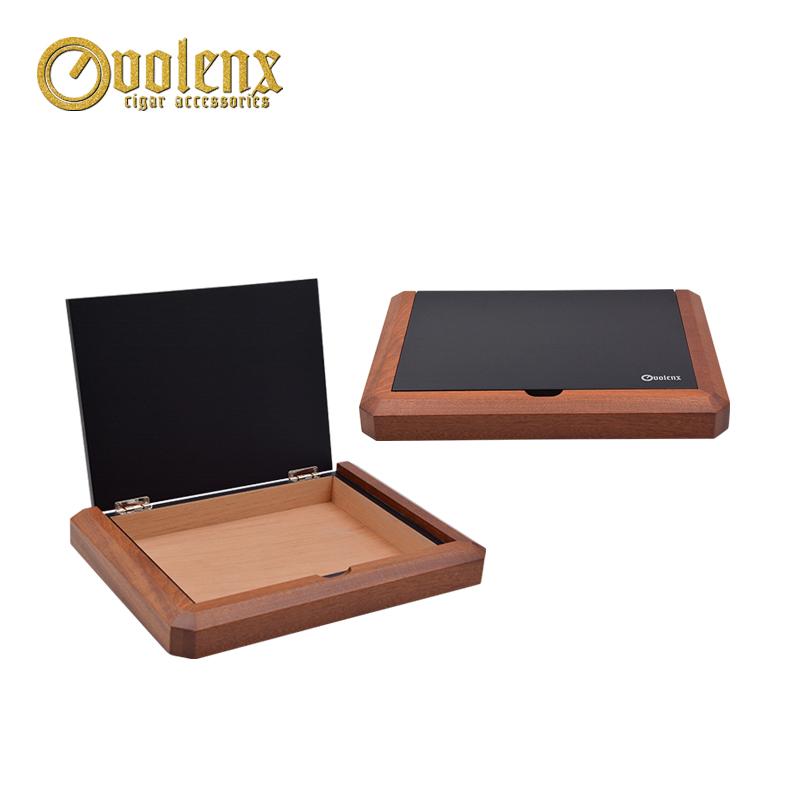 Hot sell box for travel portable cigar humidor