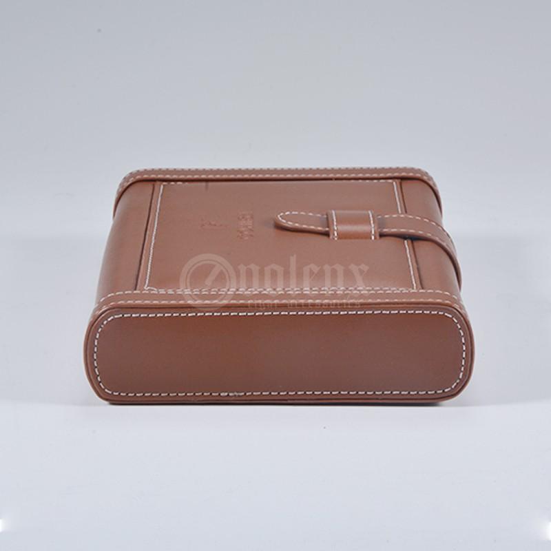 large wooden cigar case WLH-0379-1 Details 13