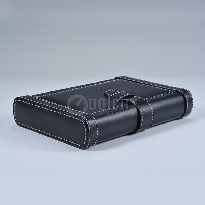 wooden cigar case WLL-0051-2 Details 7