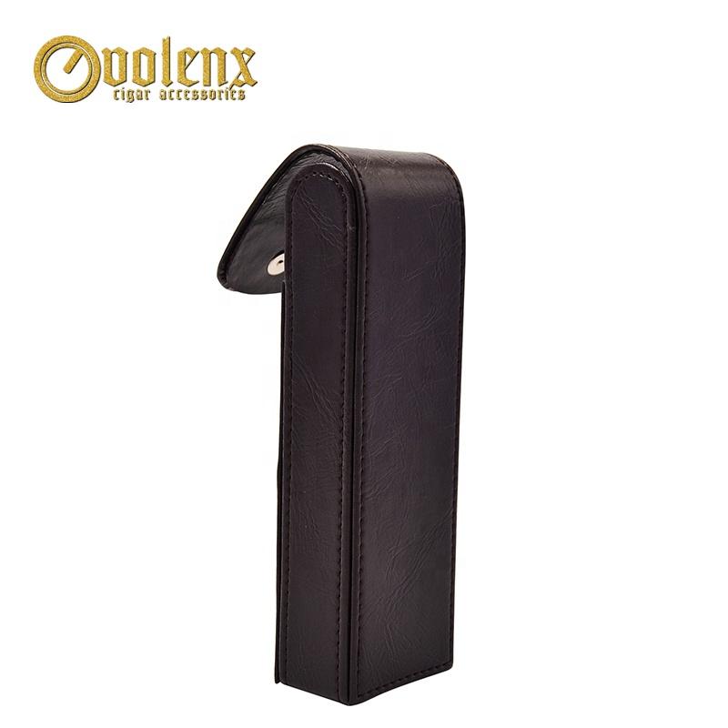 Hot-Sale-Portable-Black-Travel-Cigar-Case