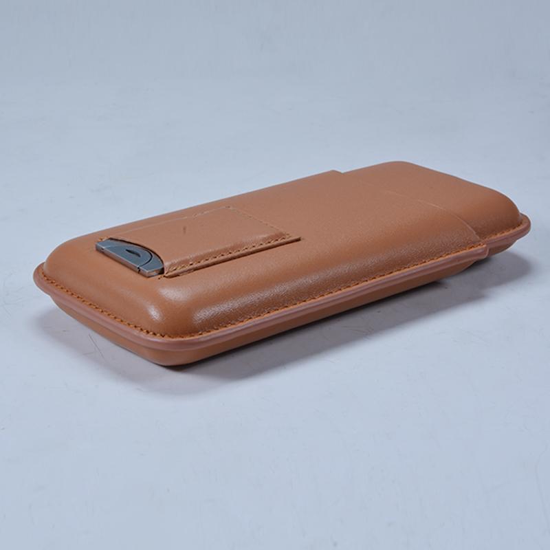 Wholesale-Mini-Leather-Travel-Cigar-Humidor-Case