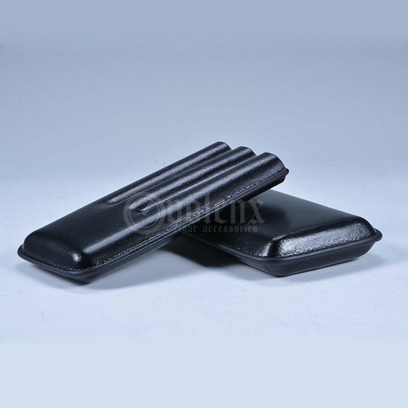 High Quality leather cigar case 3