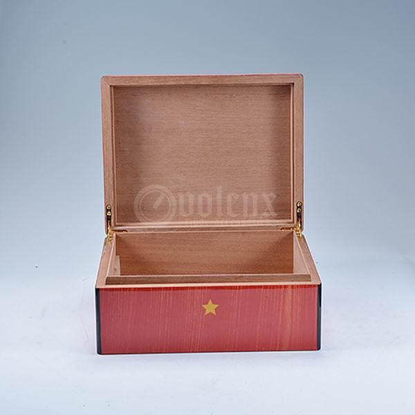 High-end-50ct-cigar-box-custom-cigar