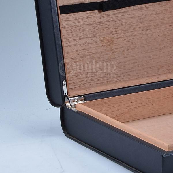 Smoking-gift-set-cigar-humidor-hygrometer-folding