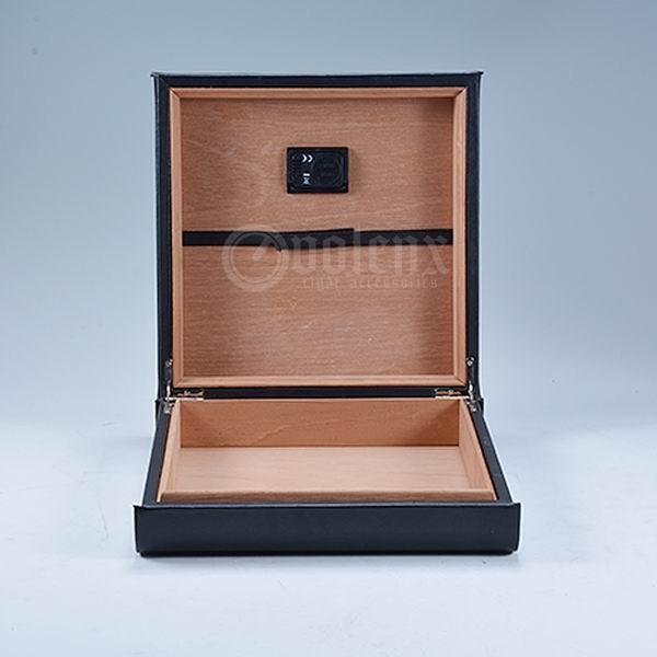 Smoking gift set cigar humidor hygrometer folding travel cigar cases 11