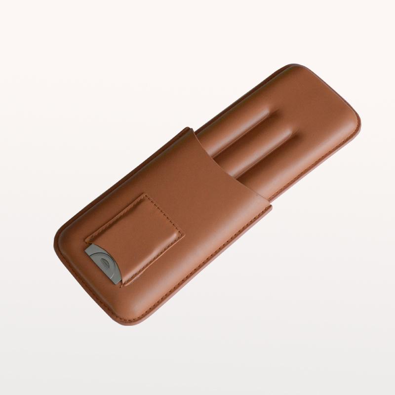 Pu Leather Cigar Case 9