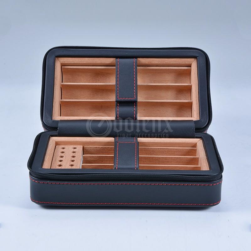 High Quality travel cigar humidor 5
