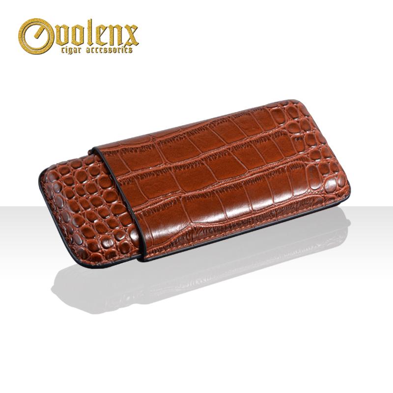 Custom-Luxury-Leather-Hold-3-cigar-Travel