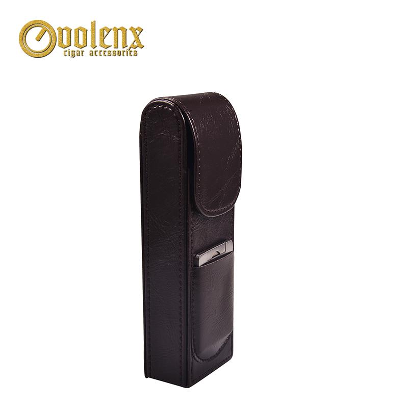 Wholesale-Mini-Leather-Cigar-Travel-Case