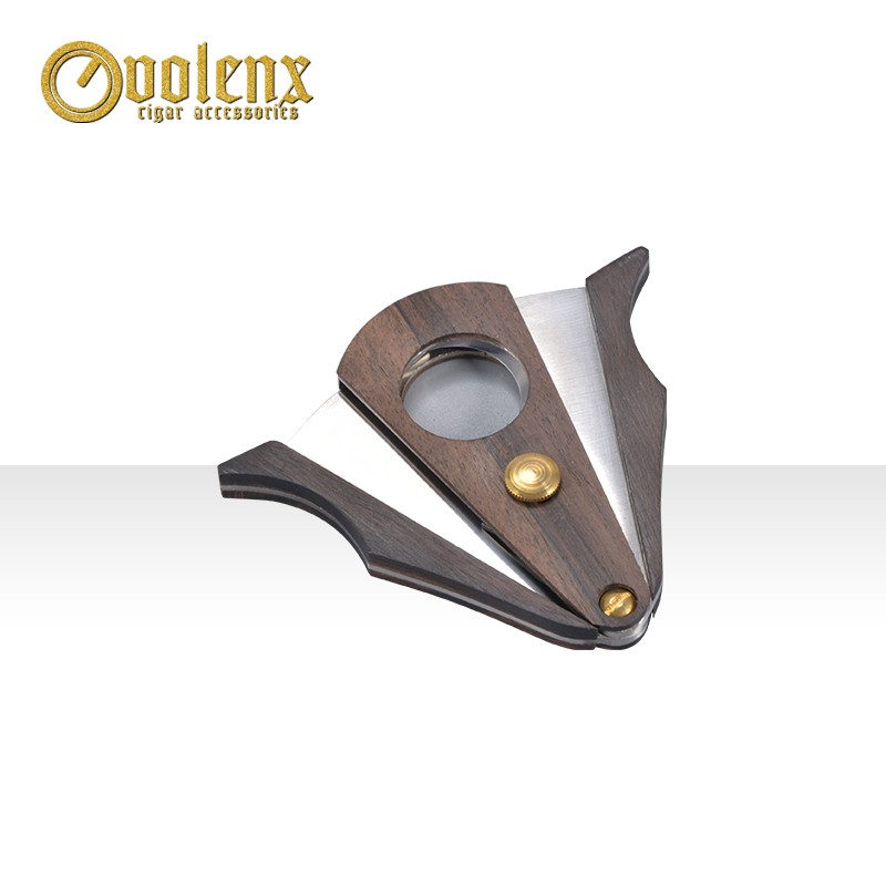 cigar cutter double blade WLC-0007-1 Cutter For cigars Details 5