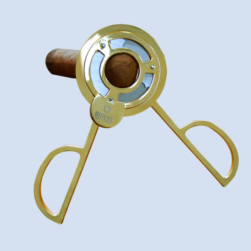 Cuban Crafters 3 Blade Stainless Steel & Cigar Scissor Cutter