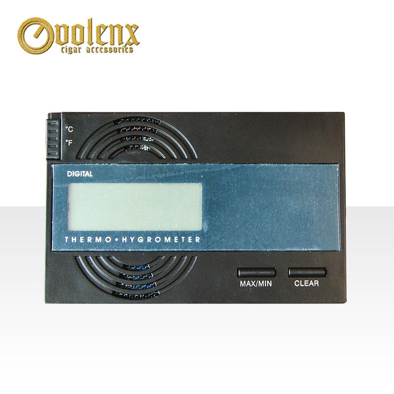 Sensitive and accurate record electrical digital cigar box hygrometer uk canada