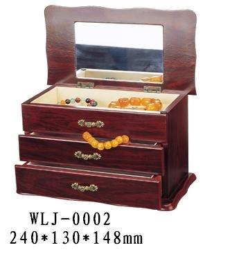 Wholesale Antique Large Vintage Wood Jewelry Boxes 5