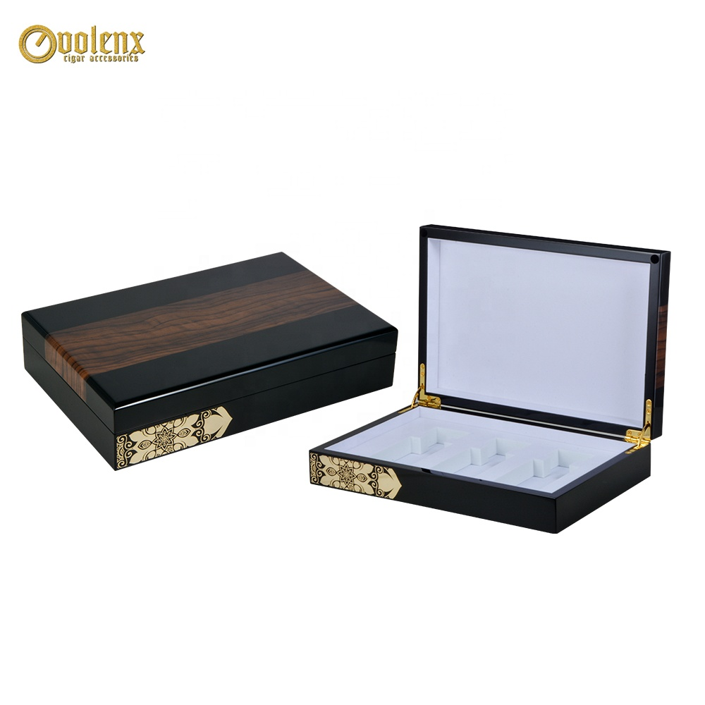 Wholesale Luxury Wood Gift Perfume Box Packing