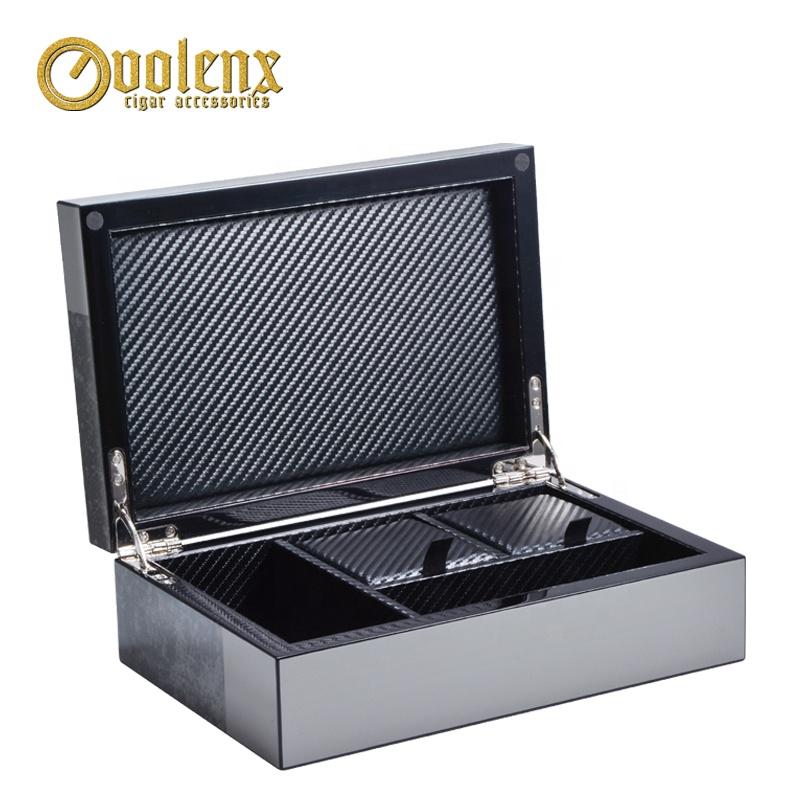 Wholesale Custom Logo Luxury Display Wood Watch Box