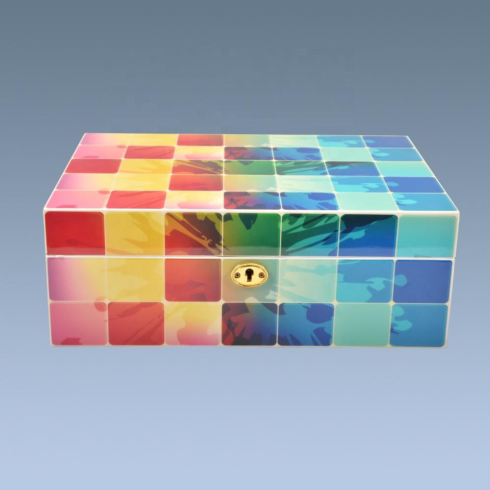High quality handmade perfume packaging box luxury custom