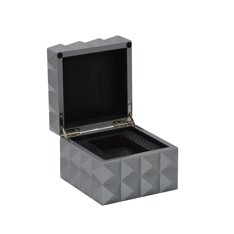 Diamond Surface Deluxe Single Watch Box