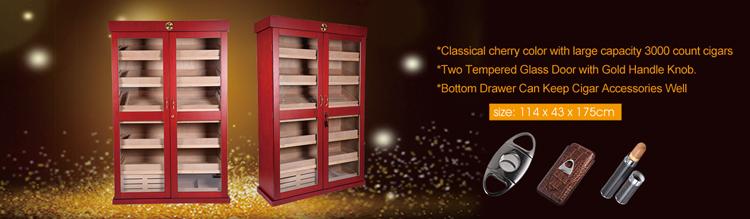 High Quality vintage cigar cabinet