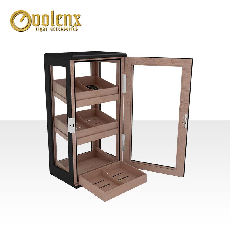 Angled-three-layer-trays-digital-hygrometer-humidifier